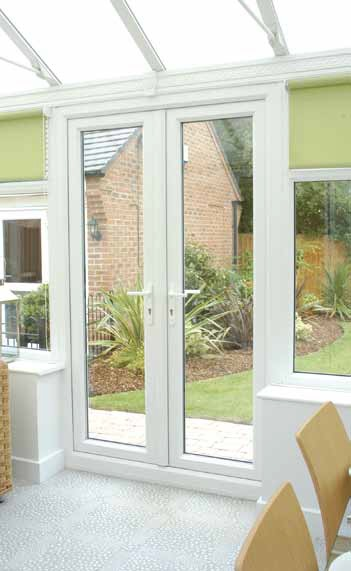 Lifestyle French Doors