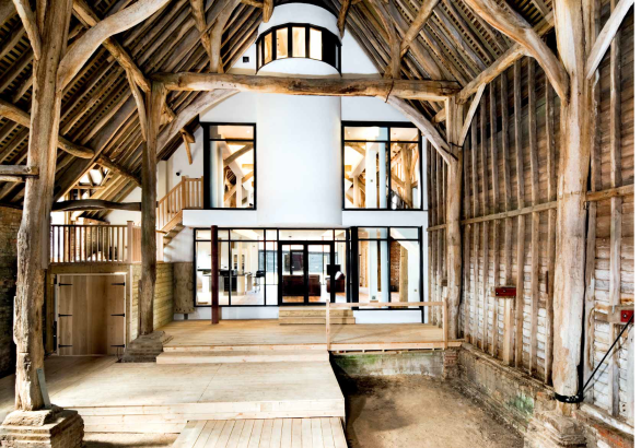 The Castle Barn, Berkhamsted